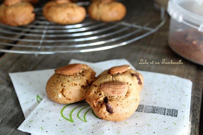 Biscuits à la purée d'amandes