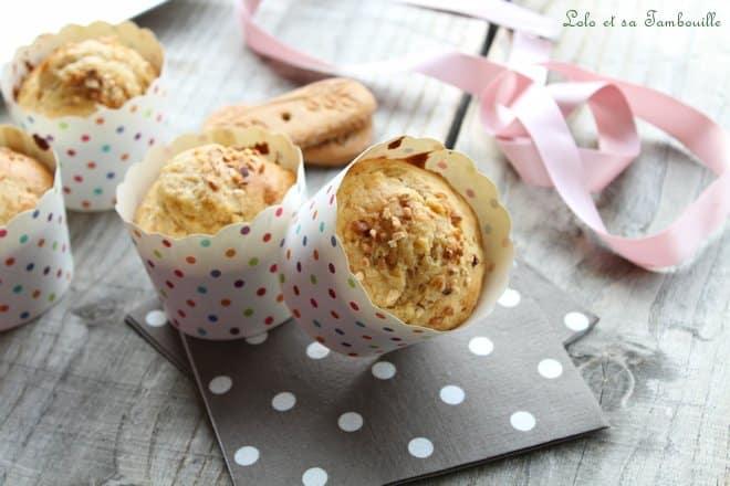 Muffins aux petits suisses