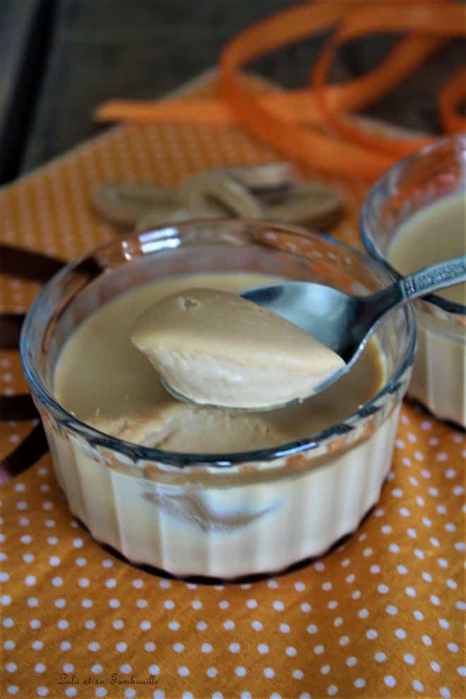 Crèmes au chocolat Dulcey {de Christophe Michalak}