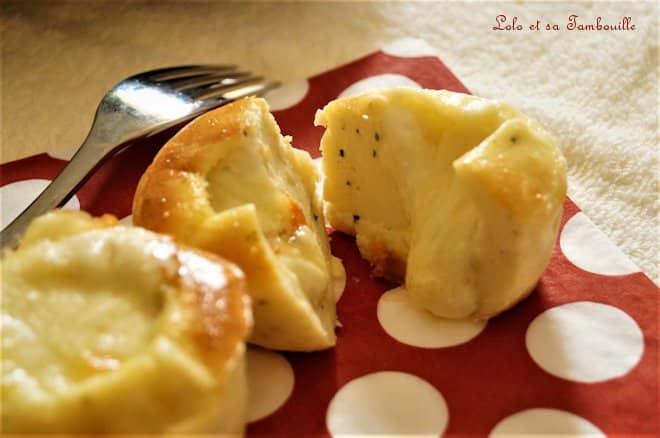 Moelleux mozzarella