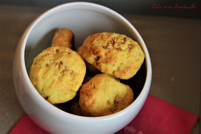 Biscuits sablés à la savora
