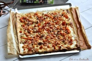 Pizza butternut