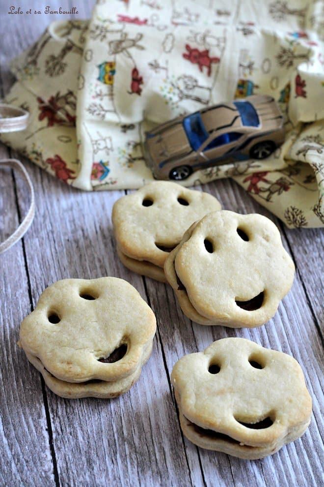 biscuits BN, recette de BN