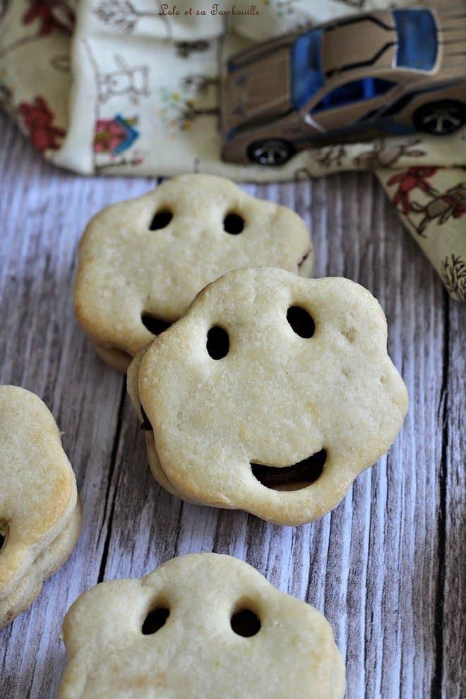 biscuits fait maison, BN de Lolo et sa Tambouille