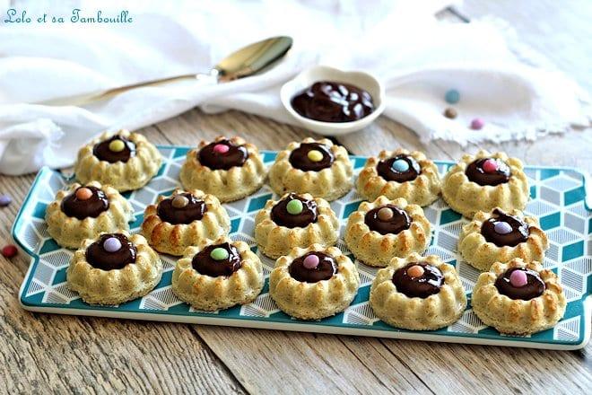 Savarins chocolat