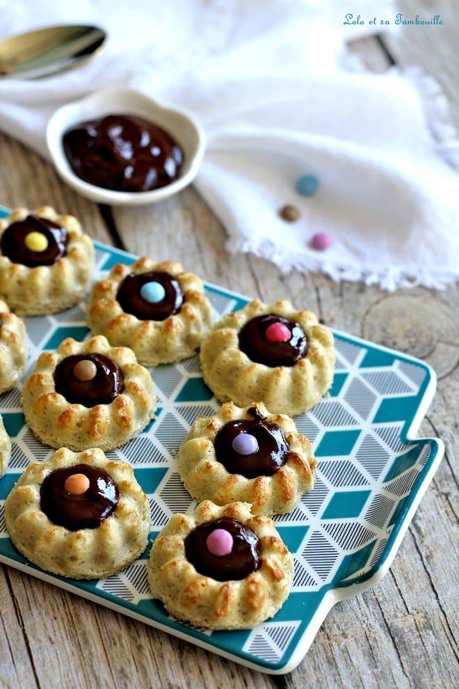 Savarins chocolat & smarties