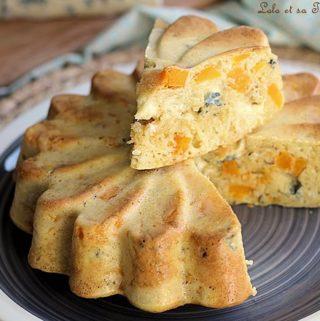 Cake butternut fourme Ambert