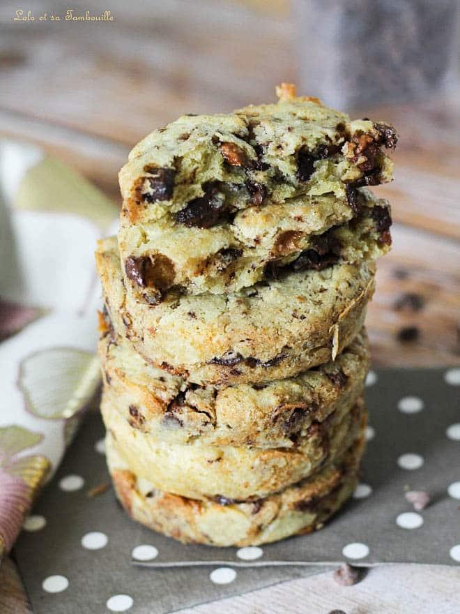 Cookies extra moelleux