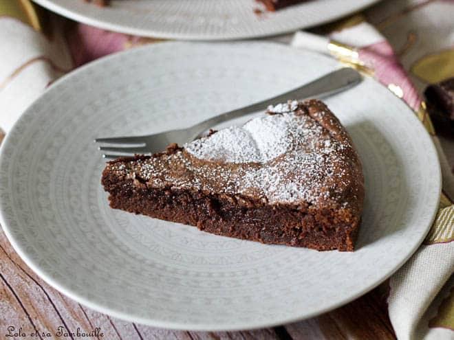 Gâteau chocolat mémé