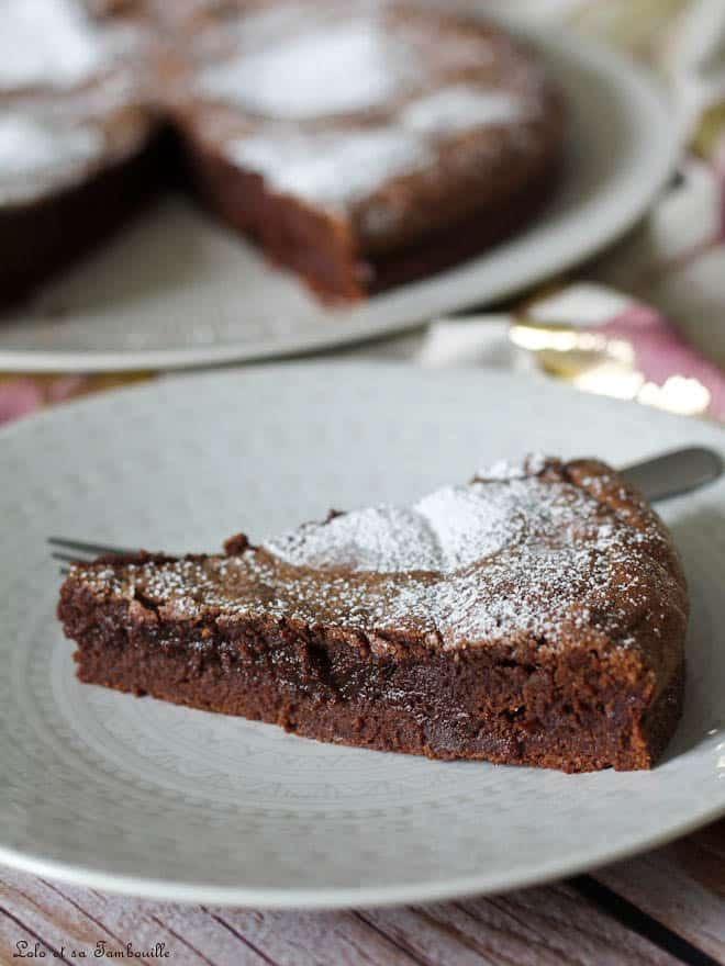 Gâteau au chocolat de mémé Yvonne