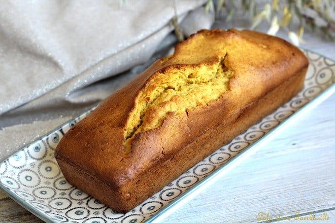 Cake aux jaunes d'œufs