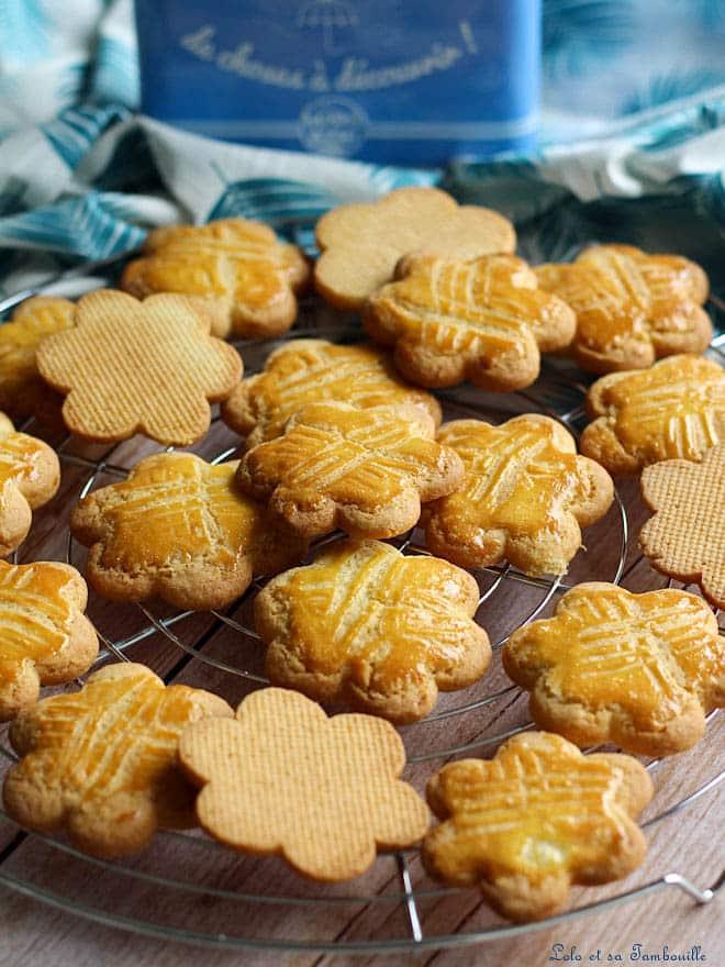 recette de biscuits de lolo et sa tambouille, sablés maison faciles
