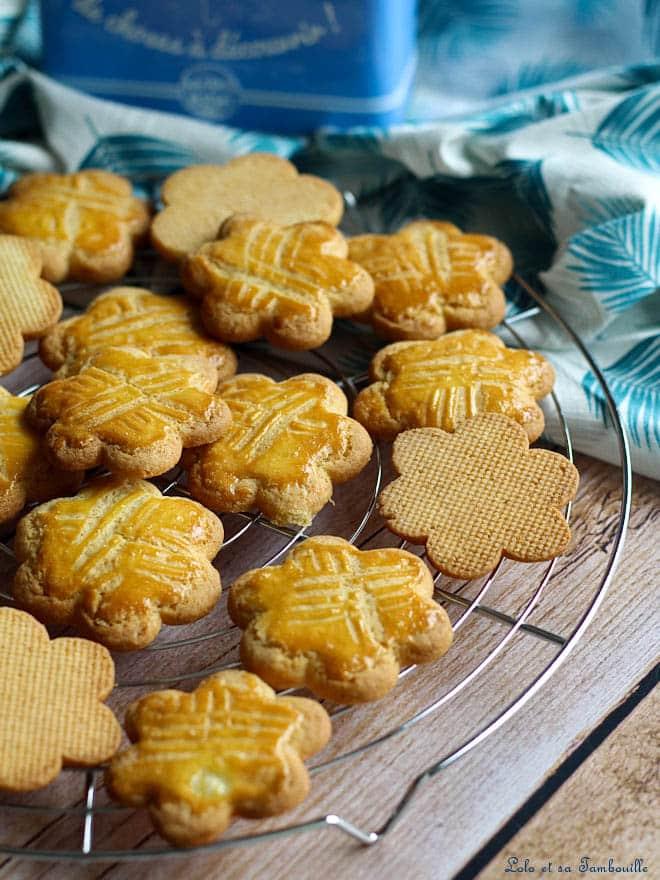 biscuits faits maison, recette de biscuits