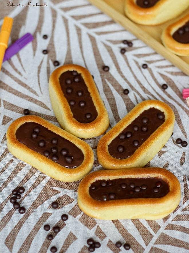 Moelleux aux petits suisses & chocolat