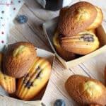 madeleines,confiture