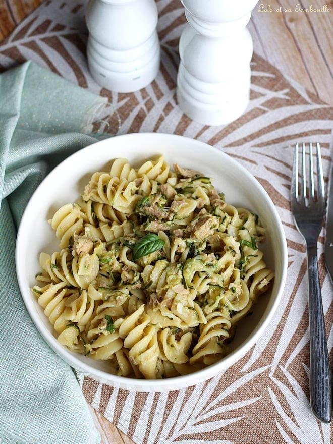 one pot pasta, recette de one pot