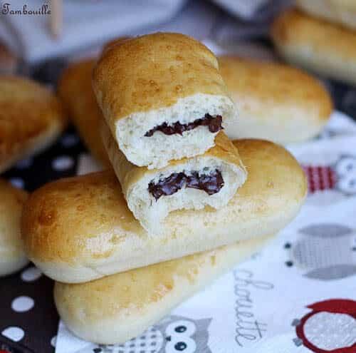 pitch,pain brioché,recette maison