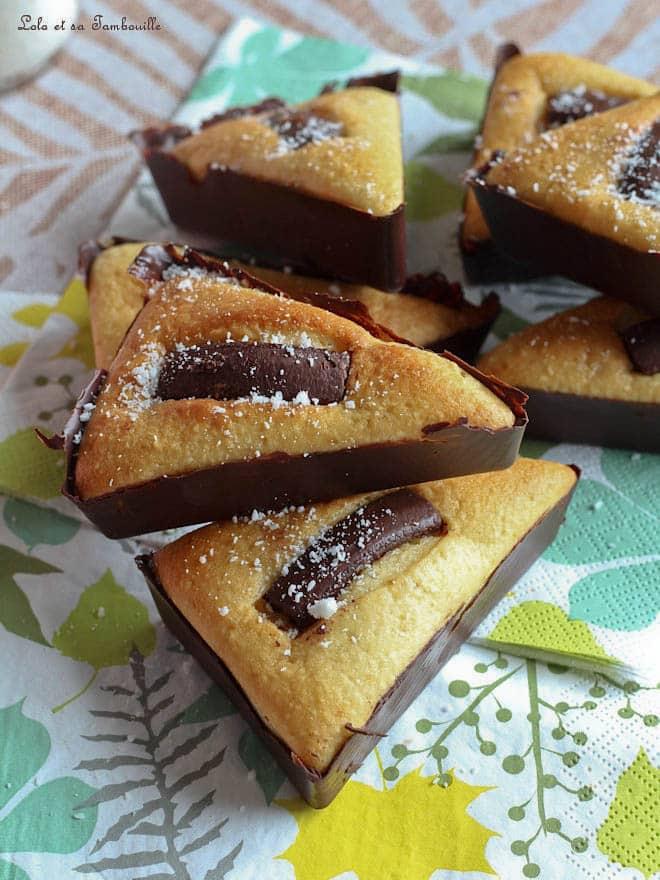 gâteau coco et chocolat