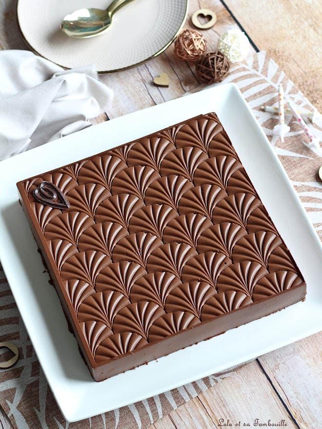 bavarois au chocolat recette, recette du bavarois au chocolat
