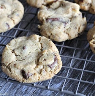 Cookies aux noix du Brésil