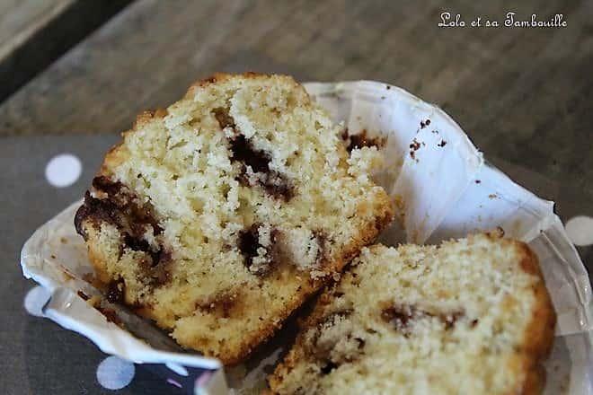 Muffins à la crème et aux Twix®