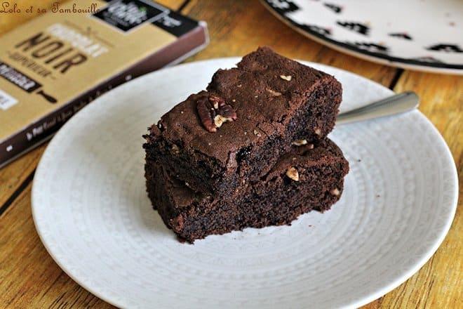 Brownie de Martha Stewart