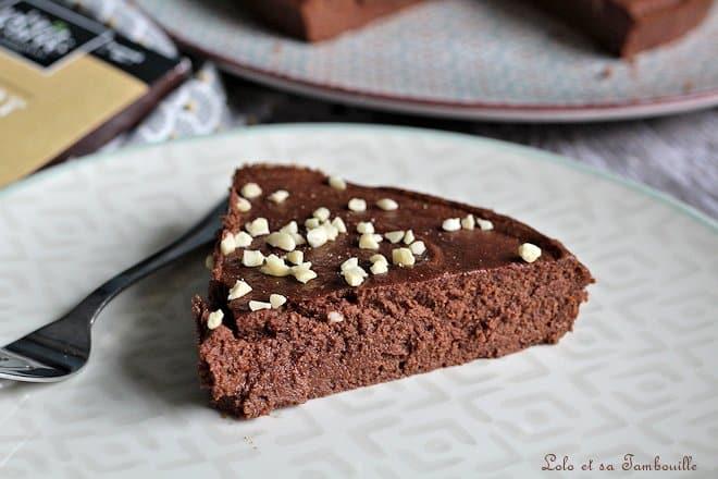 Fondant chocolat & petits suisses