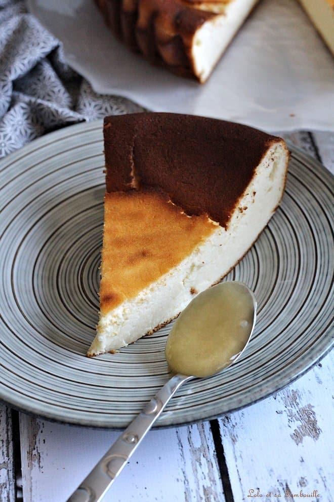 Gâteau fromage blanc {comme un Saint Amour}
