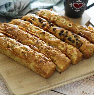 Cake pommes noisettes