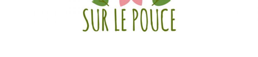 Logo sur le pouce